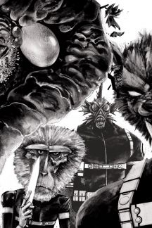 Howling Commandos of S.H.I.E.L.D. (2015) #1 (Santiago Hip-Hop Variant)