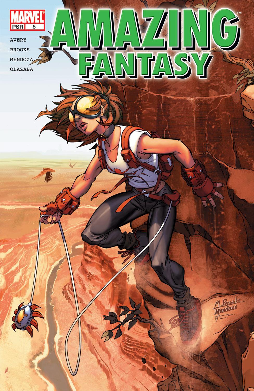 Amazing Fantasy (2004) #5