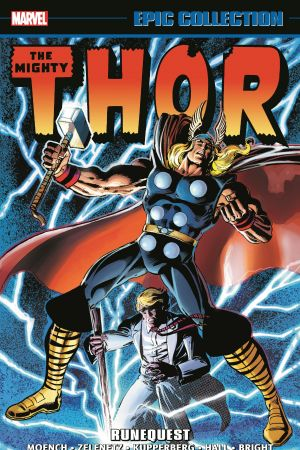 Thor Epic Collection: Runequest (Trade Paperback)