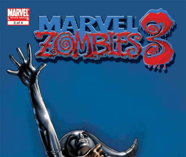 Marvel Zombies 3 (2008) #3