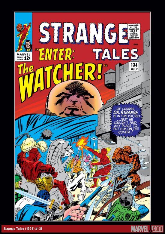Strange Tales (1951) #134