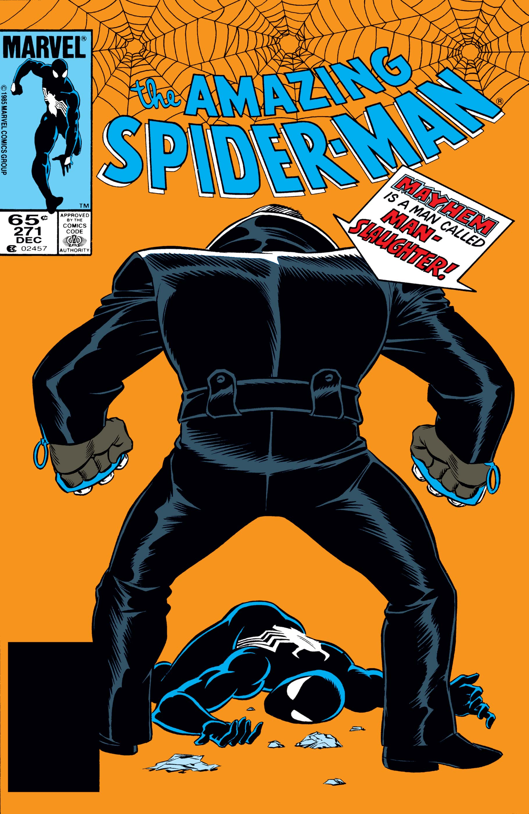 The Amazing Spider-Man (1963) #271