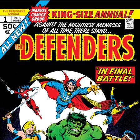 Defenders Annual (1976)