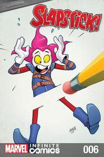 Slapstick Infinite Comic #6
