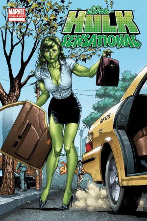 She-Hulk Sensational (2010) #1