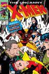 UNCANNY X-MEN (1963) #261