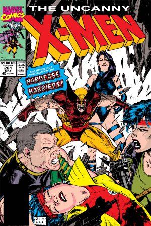 Uncanny X-Men #261