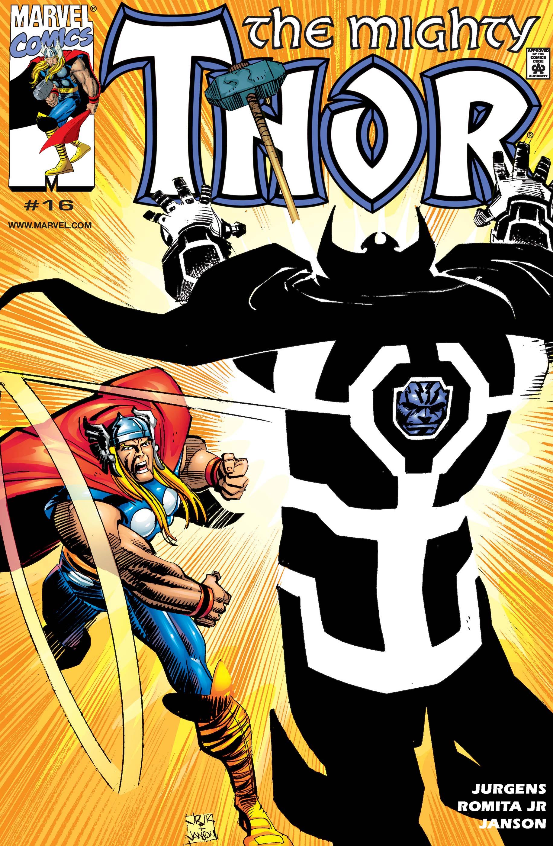 Thor (1998) #16