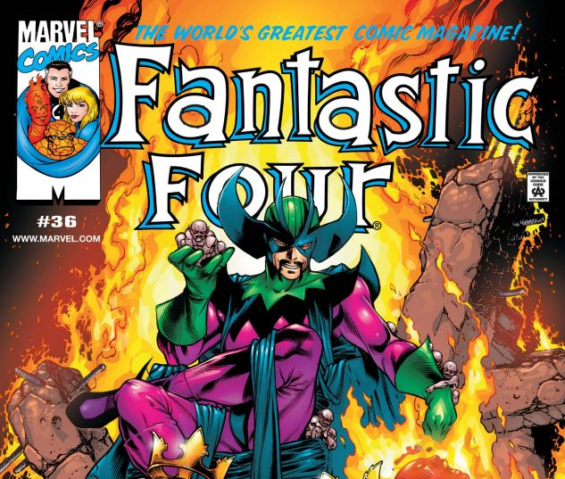 Fantastic Four (1998) #36