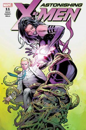 Astonishing X-Men (2017) #11