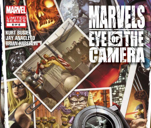 Marvels: Eye of the Camera (2008) #6