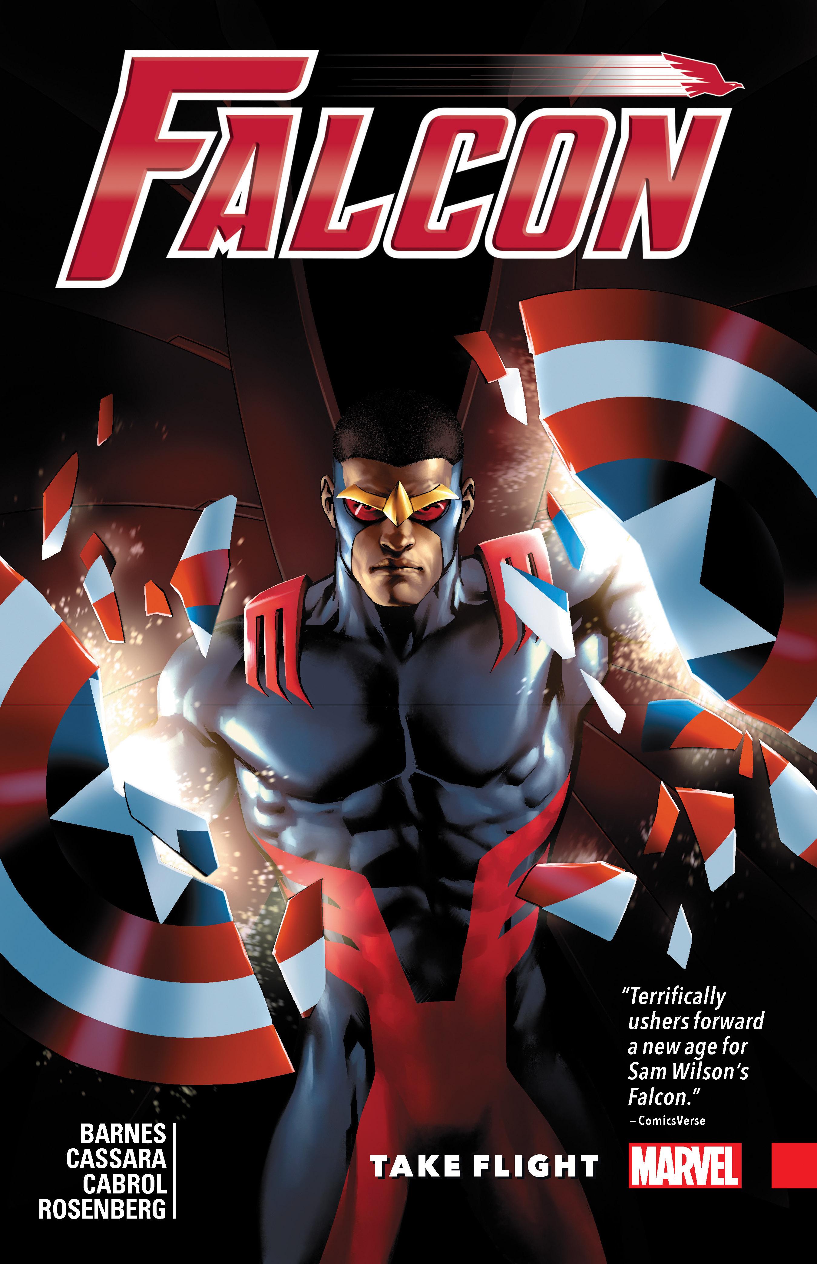 Falcon: Take Flight (Trade Paperback)