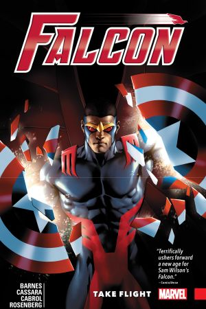 Falcon: Take Flight (Trade Paperback)