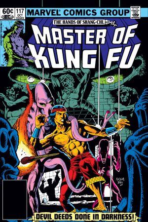Master of Kung Fu (1974) #117