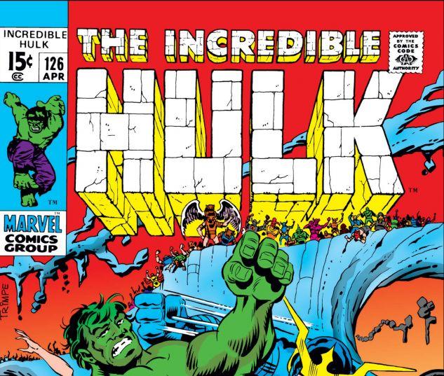 INCREDIBLE HULK (1962) #126