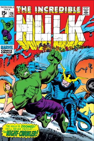 Incredible Hulk (1962) #126