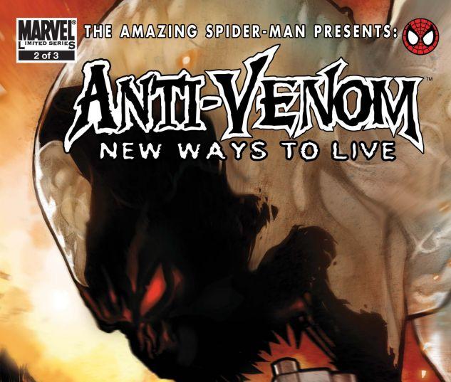 AMAZING SPIDER-MAN PRESENTS: ANTI-VENOM - NEW WAYS TO LIVE (2009) #2