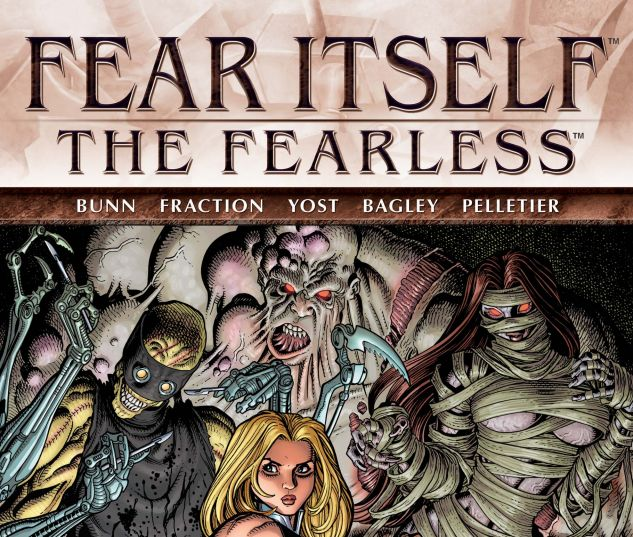 FEAR ITSELF: THE FEARLESS (2011) #10
