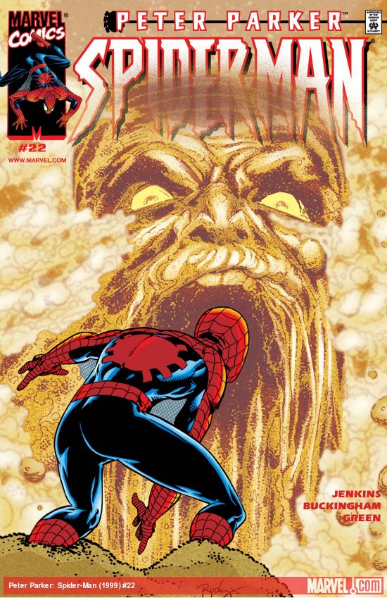 Peter Parker: Spider-Man (1999) #22