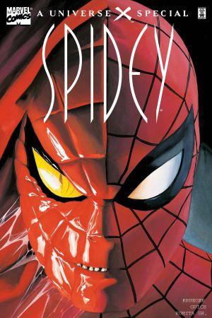 UNIVERSE X SPECIAL: SPIDEY 1 (2001) #1