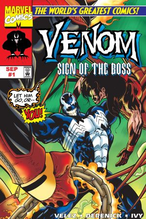 Venom: Sign of the Boss #1