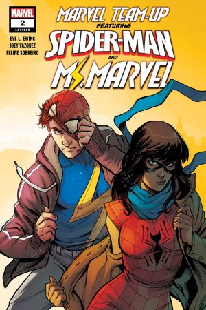 Ms. Marvel Team-Up (2019) #2