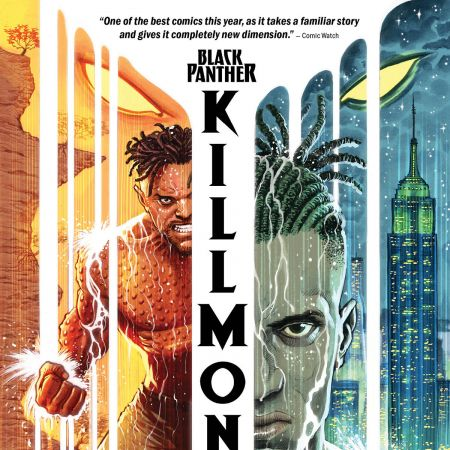 Black Panther: Killmonger - By Any Means (2019)