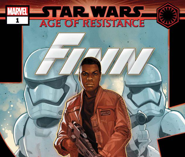 STAR WARS: AGE OF RESISTANCE - FINN 1 #1
