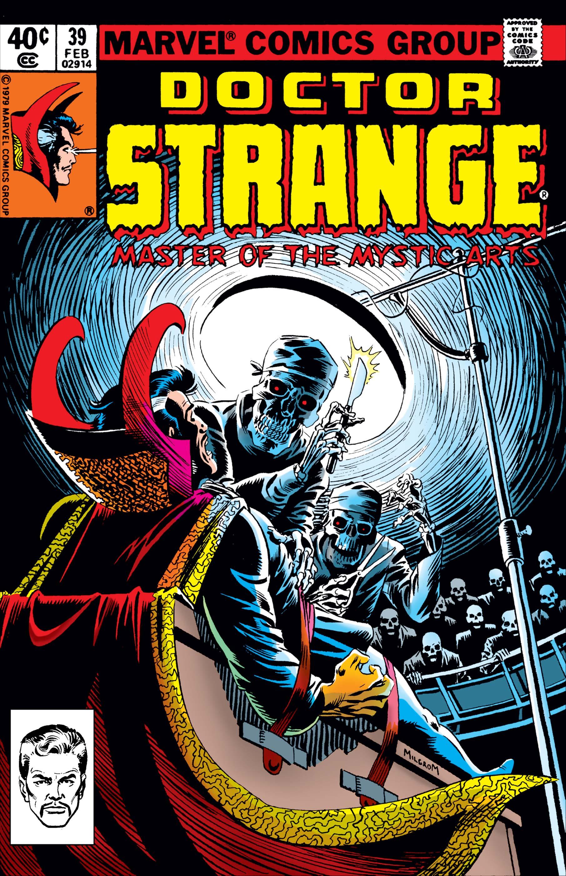 Doctor Strange (1974) #39