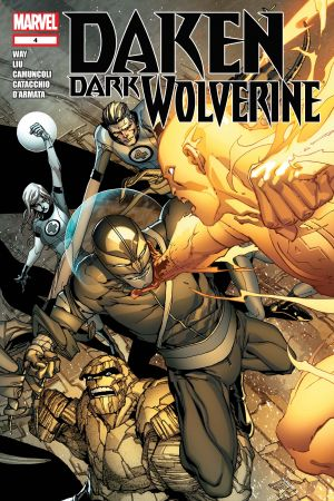 Daken: Dark Wolverine #4