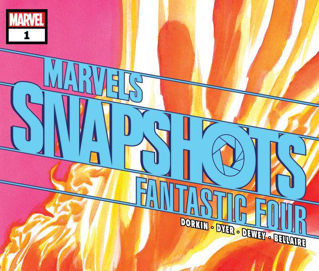FANTASTIC FOUR: MARVELS SNAPSHOTS 1 #1