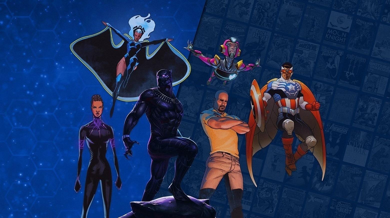 Free on Marvel Unlimited