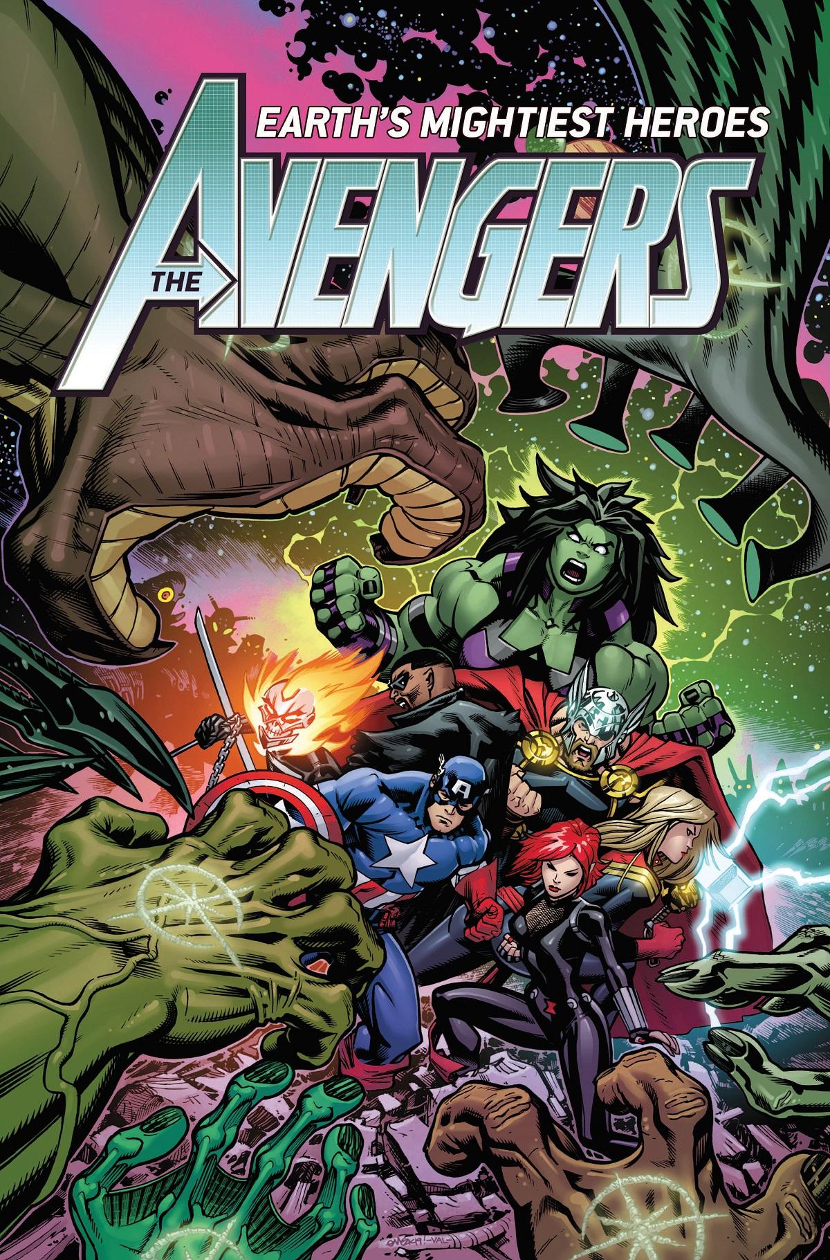 Avengers By Jason Aaron Vol. 6: Starbrand Reborn (Trade Paperback)