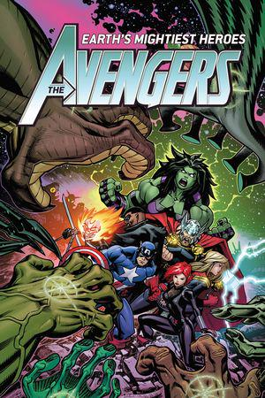 Avengers By Jason Aaron Vol. 6: Starbrand Reborn (Trade Paperback)