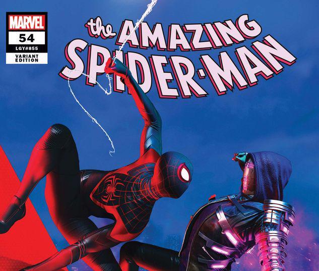 The Amazing Spider-Man #54