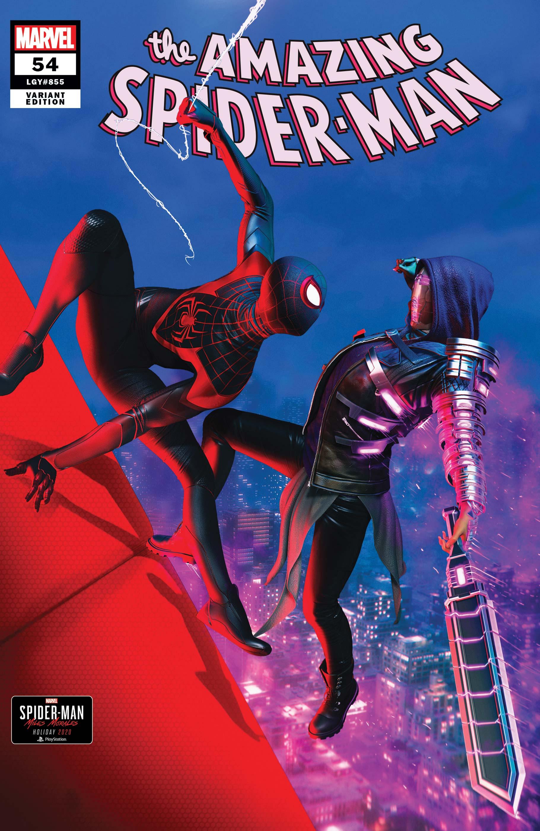 The Amazing Spider-Man (2018) #54 (Variant)