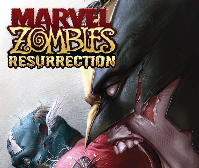 MARVEL ZOMBIES: RESURRECTION TPB #1