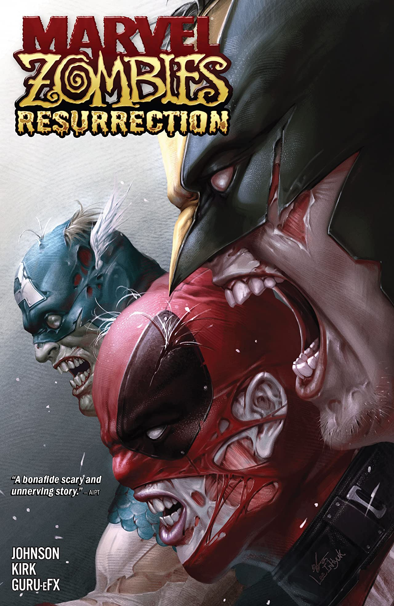 Marvel Zombies: Resurrection (Trade Paperback)
