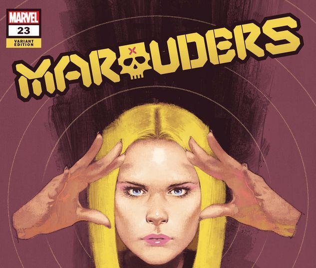 Marauders #23