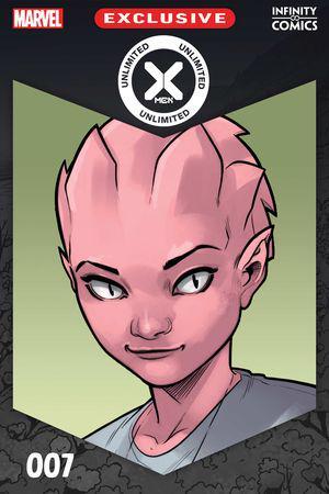 X-Men Unlimited Infinity Comic (2021) #7