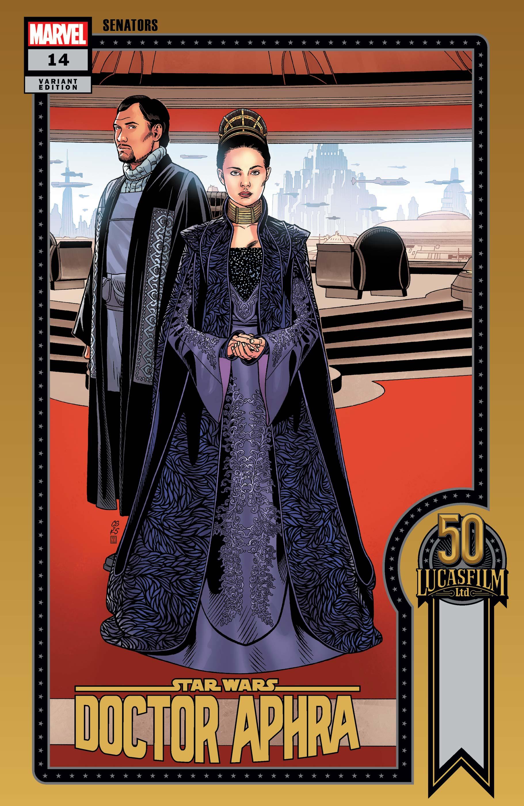 Star Wars: Doctor Aphra (2020) #14 (Variant)