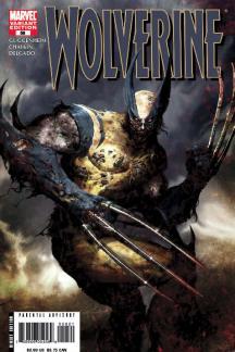 Wolverine (2003) #58 (Zombie Variant)