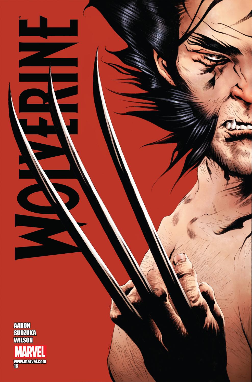 Wolverine (2010) #16