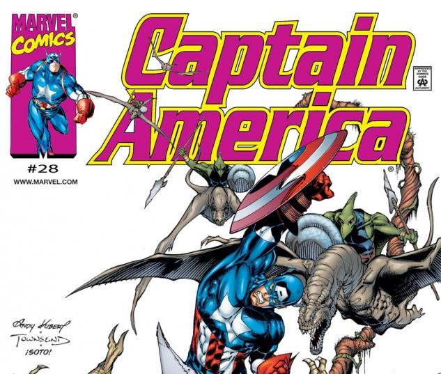 Captain America (1998) #28