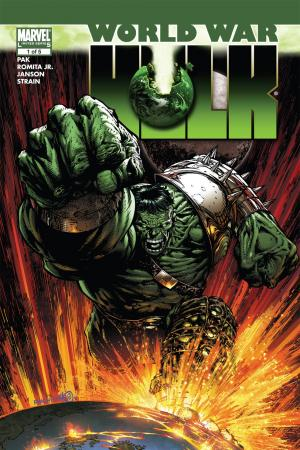 World War Hulk (2007) #1