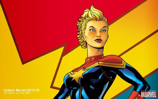 Captain Marvel (2012) #1