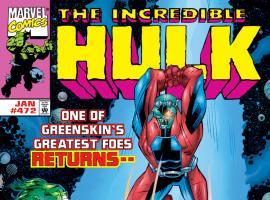 Incredible Hulk (1962) #472 Cover