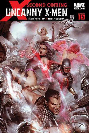 Uncanny X-Men #525