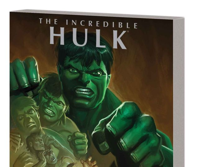 MARVEL MASTERWORKS: THE INCREDIBLE HULK VOL. 3 TPB