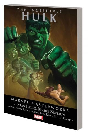 MARVEL MASTERWORKS: THE INCREDIBLE HULK VOL. 3 TPB (Trade Paperback)